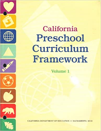 California preschool curriculum framework california 9780801116827 california preschool curriculum framework california 9780801116827 amazon books fandeluxe Choice Image