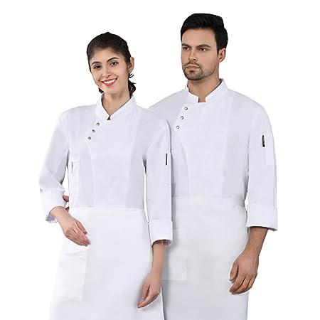 Casaca Cocina Uniforme Bar Restaurante De Chef Cocinero Bar ...