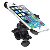 iPhone 6 bike mount, Iwotou Bicycle Holder Mount for iPhone 6 4.7 inch,Black