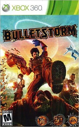 Bulletstorm XBox 360 Instruction Booklet (Microsoft XBox 360 ... on