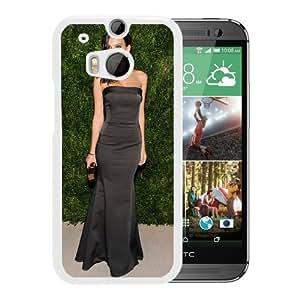 New Custom Designed Cover Case For HTC ONE M8 With Emily Ratajkowski Girl Mobile Wallpaper(236).jpg