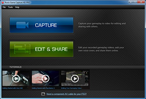 how to get roxio game capture software for free