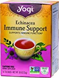 Yogi Echinacea Immune Support Tea, 16 ct