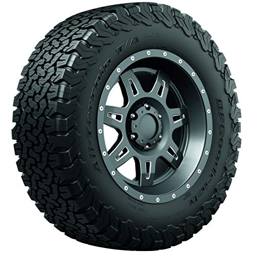 BFGoodrich Terrain T/A KO2 Radial Tire-LT275/55R20/D 115/112S 115S
