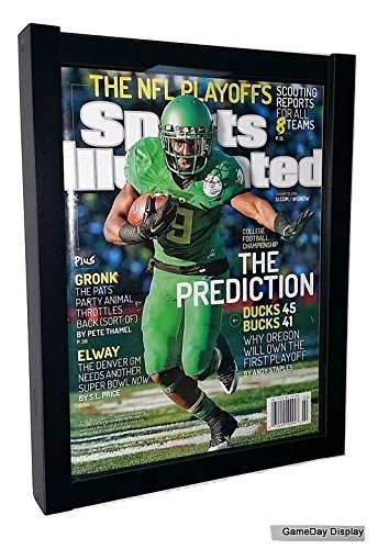 (Magazine Display Case Magazine Display Frame Sports Illustrated Display)