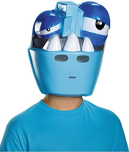 [Disguise Frosticon Slumbo Mask Costume] (Mixel Costumes)