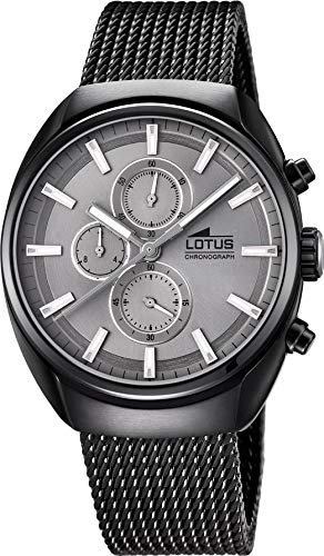 f0b6ef6338ee Lotus Smart Casual 18567/C Mens Chronograph: Amazon.co.uk: Watches