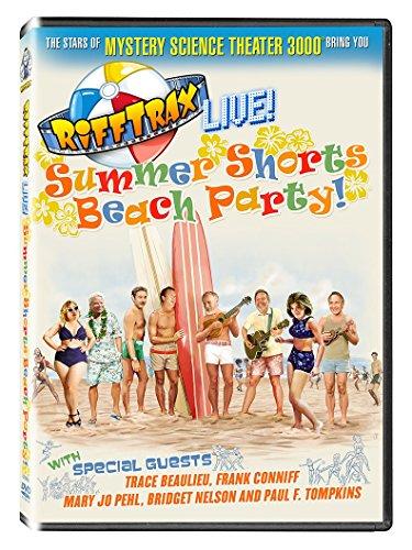 Rifftrax: Shorts Beach Party -