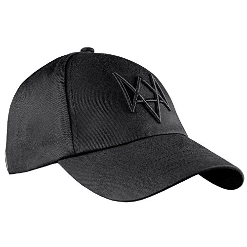 Elegant Men's Hat Watch Dogs Aiden Pearce Logo Cap Black One Size