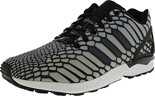 promo code 11aff 0ab79 Galleon - Adidas Men s Zx Flux Ankle-High Walking Shoe, Navy Cream, Size  10.0