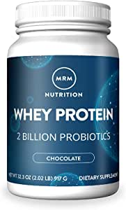 MRM Whey Protein Powder - 2 lbs - Chocolate