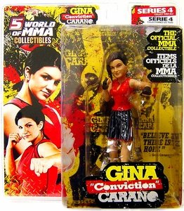 Round 5 World of MMA Champions UFC Series 4 Action Figure Gina
