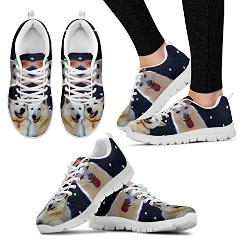 By Awesome Kaat 7 Casual Running Designed Anneke Women's Shoes Dog Print S0wrqSR