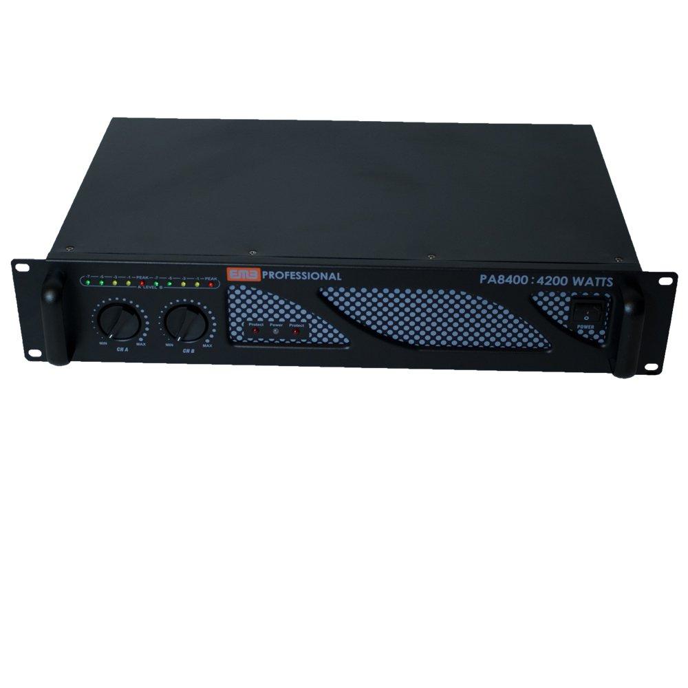 PA-8400 Power Amplifier, 4200 Watts