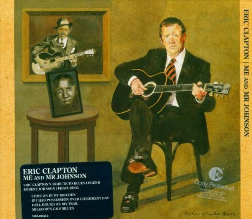 Eric Clapton - Me & Mr Johnson