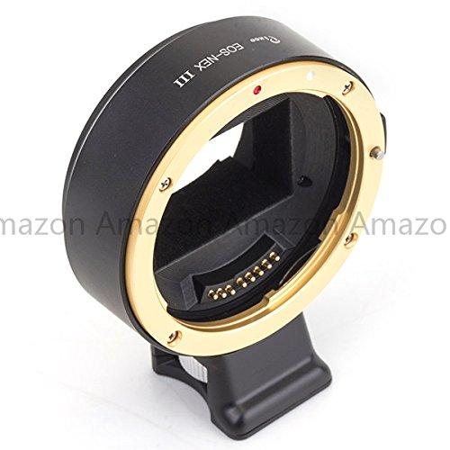 Pixco Electronic Auto Focus Lens Adapter, Full-Frame Third G