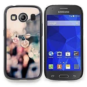 Stuss Case / Funda Carcasa protectora - Partido Bulbos Muelles Puerto verano Enfoque de Blur - Samsung Galaxy Ace Style LTE/ G357