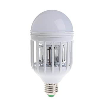 Mosquito Killer Lamp Led Bulb E27 Anti Mosquito Repellant Baby Insect Zapper Flying Insect Killer Light Night Pest Reject Lamp Repellents