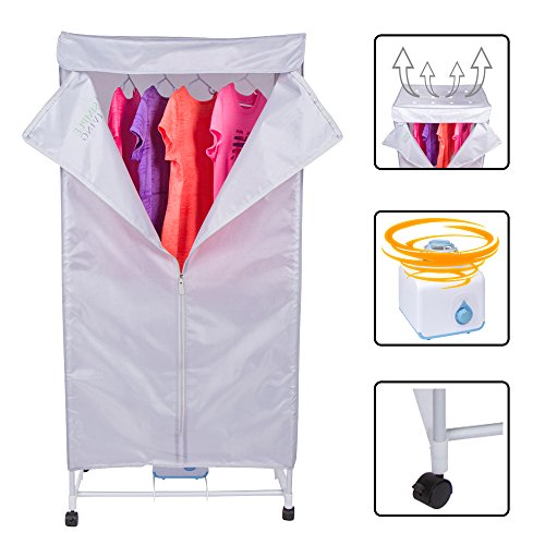 Small Clothes Dryer ~ Kg compact electric portable clothing dryer