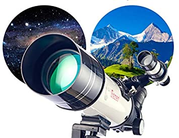RFV Prismáticos al Aire Libre, telescopio 40 * 70, catalejo ...