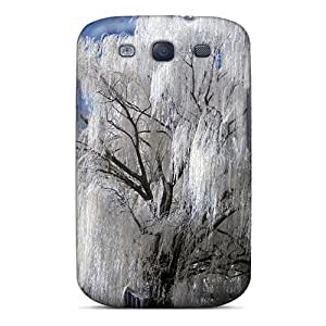 S3 Scratch-proof Protection Case Cover For Galaxy/ Hot Weeping Winter Phone Case