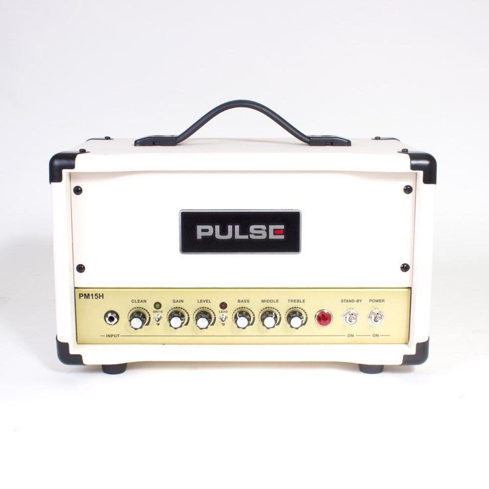 5. The Pulse PM15H - Guitar Tube Amplifier Head - 15W, 2 Channel