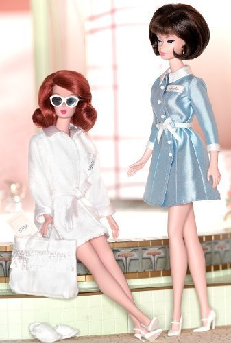 Barbie Fashion Model Collection Spa Getaway Barbie Doll Giftset