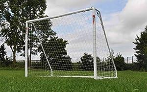 POWERSHOT® Fußballtor 3 x 2 m [WETTERFEST] mit Klicksystem (3 x 2 m ohne Tasche)