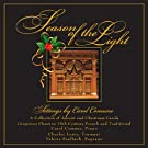 Season of the Light: A Collection of Advent & Chri by Carol Comune (2013-08-03)
