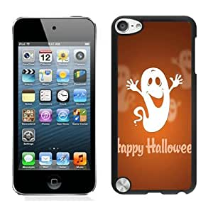 Individualization Happy Halloween Black iPod Touch 5 Case 1