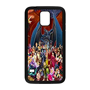 Villains by disney freak Case Cover For samsung galaxy S5 Case