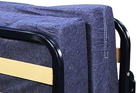 PIKOLIN Plegatín - Somier Plegable con colchón 190 cm