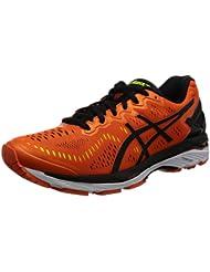 日亚:限24.5厘米:ASICS 亚瑟士 GEL-KAYANO 23 男女士跑鞋 5989日元(约¥453 ) 上代顶级