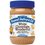 Peanut Butter & Co. White Chocolate Wonderful Peanut Butter, 16 oz