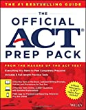#3: The Official ACT Prep Pack with 5 Full Practice Tests (3 in Official ACT Prep Guide + 2 Online)