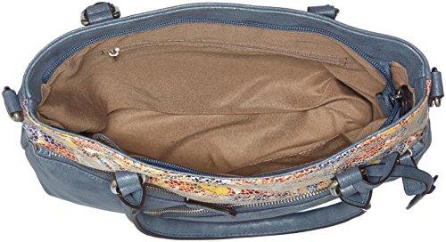 hombro Shoppers de Mujer bolsos y Multi Colores Q0333 Remonte Varios 6AwvpqXxx