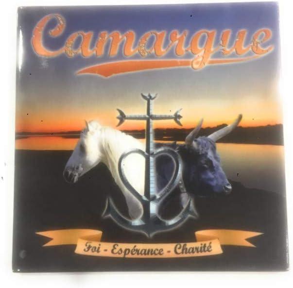 Dessous de Verre Croix de Camargue