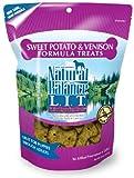 Natural Balance Sweet Potato and Venison Dog Treats, 14-Ounce Bag, My Pet Supplies