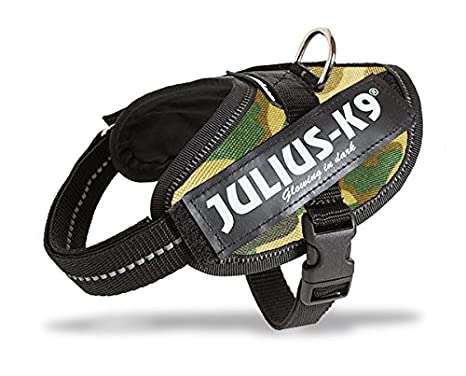 Julius-K9 - Arnés para perros K9 IDC, estampado camuflaje ...