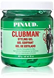 Clubman Pinaud Styling Gel Regular Hold 16.0 Oz, 16 Ounce