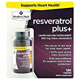 Member's Mark 100mg Resveratrol Plus+ Dietary Supplement (120 ct.) (pack of 6)