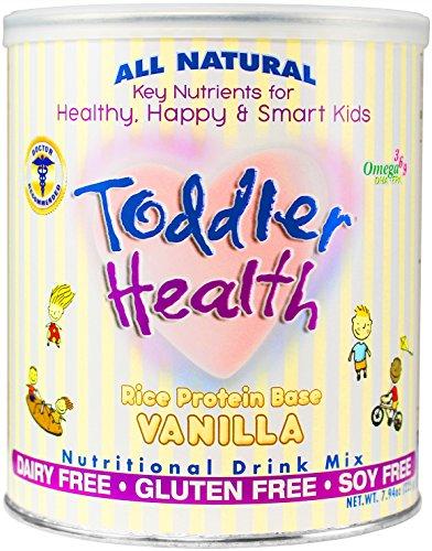Toddler Santé riz vanille - 10