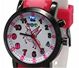 Unicorn Gifts for Girls Time Teacher Learning Girls Watch Bundled with Interactive Deck of Card Games for Telling Time by Hapids
