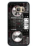 Generic S7 TPU Case,Numark Ns6 Disc Jockey Dj Turntable Black Phone Case For Samsung Galaxy S7