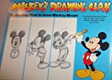 How to Draw Mickey Mouse, Walt Disney Productions, 067144493X
