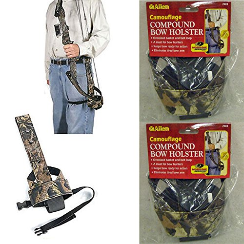 Comouflage Compound Bow Holster Sling