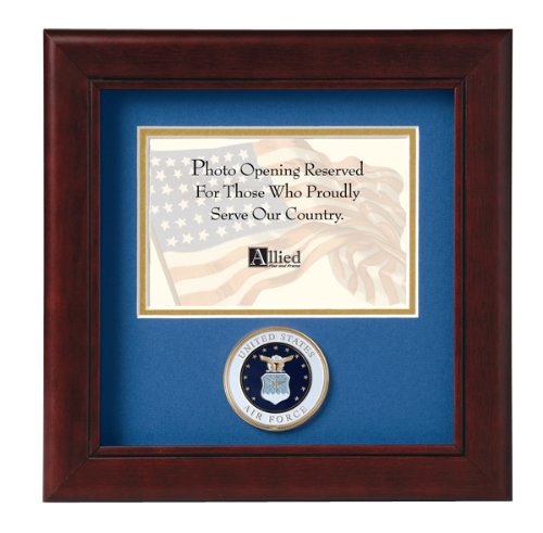 Allied Frame United States Air Force Horizontal Picture Frame Allied Products Home 83-383036