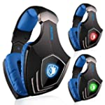 Kingtop� Sades A60 Wired Gaming Heads...