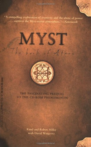 The Book of Atrus (Myst, Book 1)