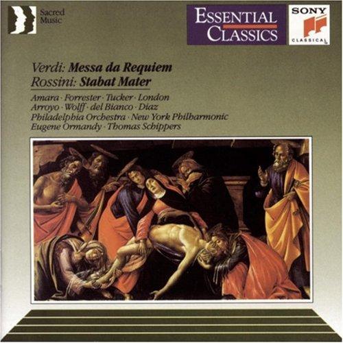 Verdi: Messa da Requiem / Rossini: Stabat Mater (Essential Classics) (E String Kaplan)